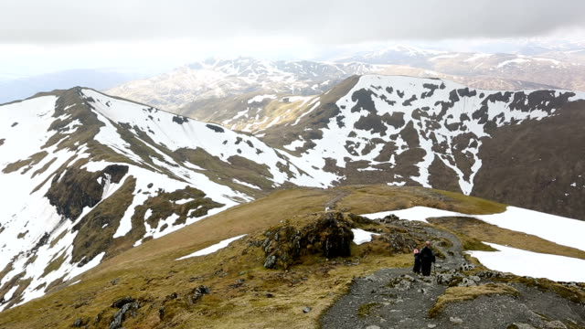 ben lawers, scottish highlands - soap opera stock videos & royalty-free footage