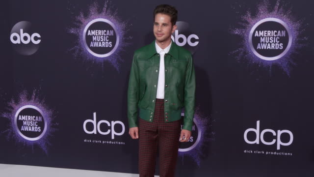 ben platt at the 2019 american music awards at microsoft theater on november 24 2019 in los angeles california - american music awards stock videos & royalty-free footage