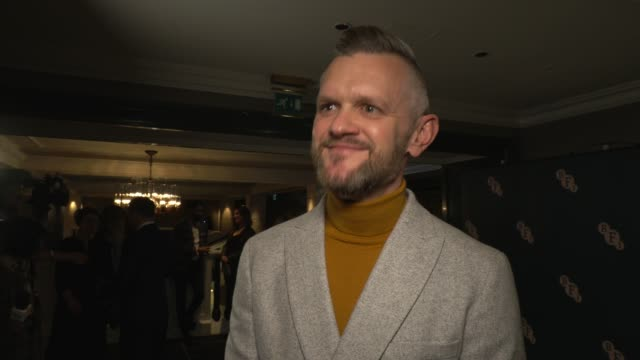 ben roberts on the bfi and tilda swinton on march 02 2020 in london england - the times bfi london film festival stock videos & royalty-free footage