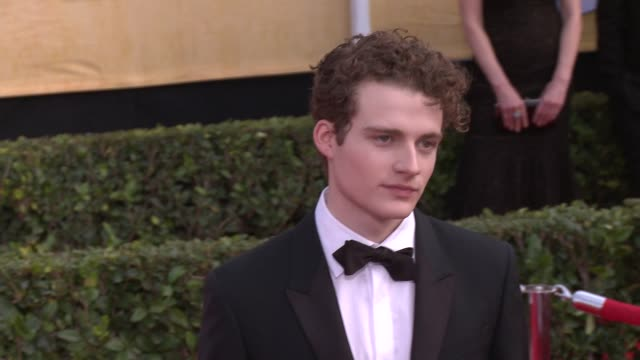 Ben Rosenfield at 20th Annual Screen Actors Guild Awards Arrivals at The Shrine Auditorium on in Los Angeles California