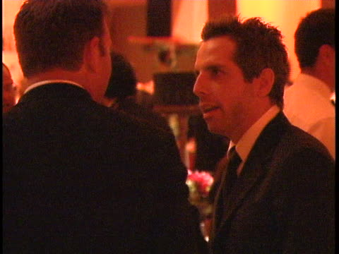 Ben Stiller at the Academy Awards 2001 at Shrine Los Angeles in Los Angeles CA