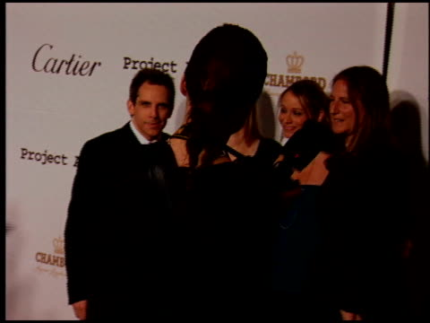 ben stiller at the project als benefit gala at the century plaza hotel in century city, california on may 6, 2005. - century plaza stock videos & royalty-free footage