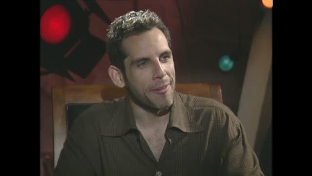 Ben Stiller Explains How He Got His Start in Show Business
