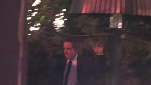 ben stiller smokey robinson arrive at the 2012 vanity fair oscar party in west hollywood ca 02/26/12 - oscar party stock videos and b-roll footage
