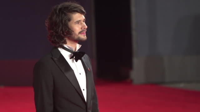 ben whishaw at 'spectre' world premiere at royal albert hall on october 26, 2015 in london, england. - premiere stock videos & royalty-free footage