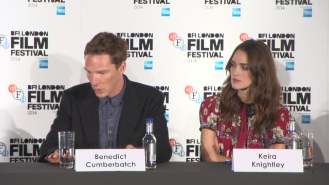 INTERVIEW Benedict Cumberbatch on the challenges of playing a character like Alan Turing the importance of telling the story why it was so important...