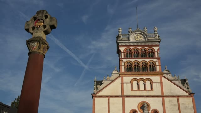 Benedictine Abbey of St. Matthew, Trier, Rhineland-Palatinate, Germany, Europe