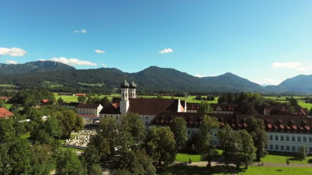 Benediktbeuern abdij In Opper-Beieren