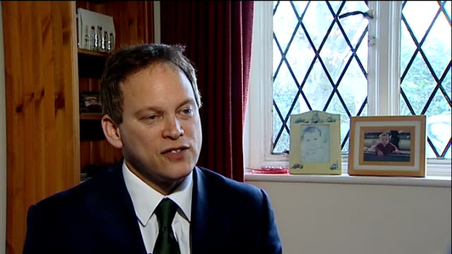 new reforms attacked by opposition and church groups grant shapps mp interview sot not only are they not unjust it's cruel to do nothing and leave... - grant shapps stock videos and b-roll footage