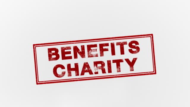 voordelen liefdadigheid