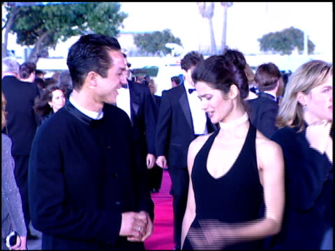benjamin bratt at the 1996 screen actors guild sag awards at santa monica civic auditorium in santa monica california on february 25 1996 - benjamin bratt stock videos & royalty-free footage