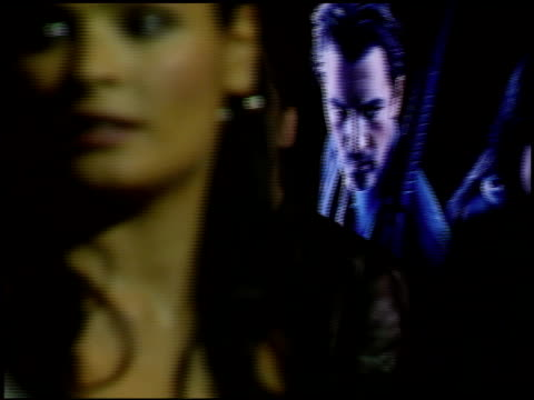 benjamin bratt at the 'ballistic ecks vs sever' premiere at the cinerama dome at arclight cinemas in hollywood california on september 18 2002 - benjamin bratt stock videos & royalty-free footage