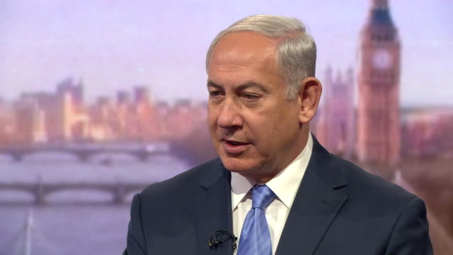 Benjamin Netanyahu saying he would hope there is a continuity of British policy with Israel if Jeremy Corbyn were to become Prime Minister