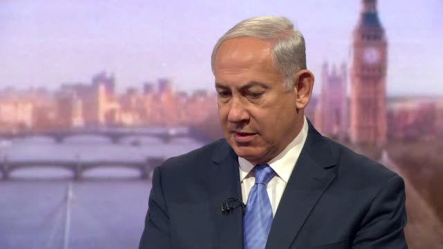 Benjamin Netanyahu talking about what he sees as the distinction between Fatah and Hamas