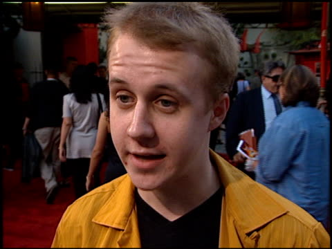 Benjamin Salisbury at the 'South Park' Premiere at Grauman's Chinese Theatre in Hollywood California on June 23 1999