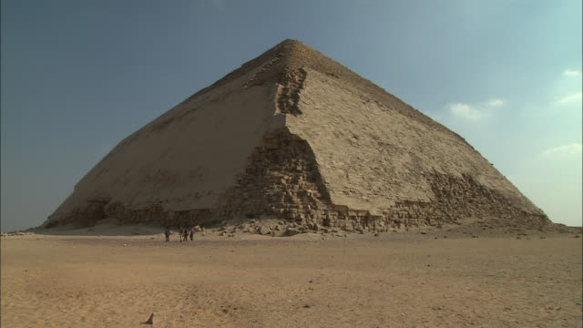 MS, Bent Pyramid / Dahshur, Giza, Egypt