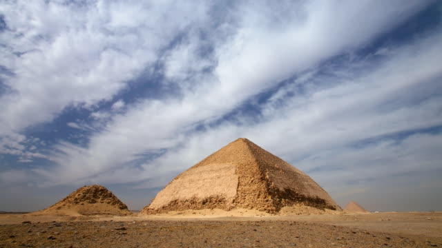 T/L, WS, Bent Pyramid / Dahshur, Nile Valley, Egypt