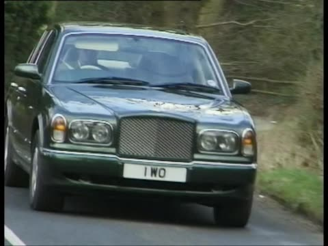 Bentley Arnage 2000