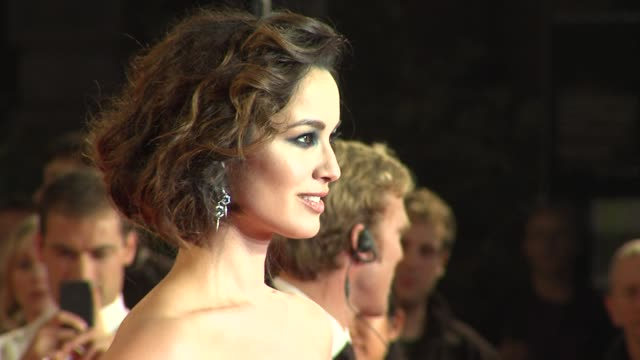 berenice marlohe at 'skyfall' royal world premiere at royal albert hall at royal albert hall on october 23, 2012 in london - premiere stock videos & royalty-free footage