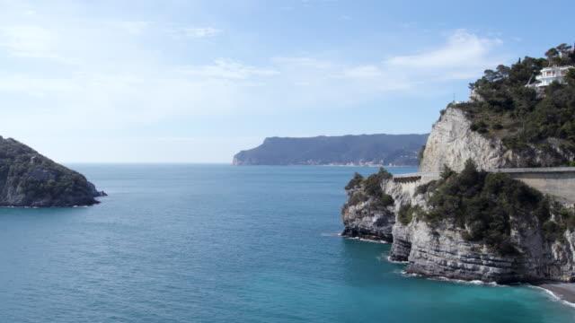bergeggi in liguria - italy - liguria stock videos & royalty-free footage
