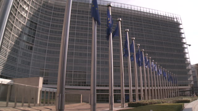 Berlaymont Building European Commission