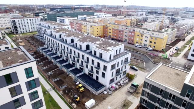 Berlin Adlershof Aerial View