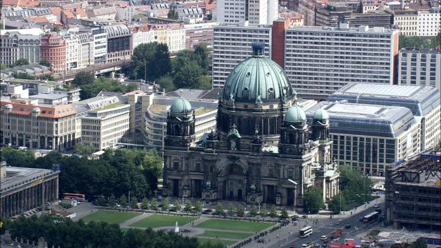 Berlin Cathedral  - Aerial View - Berlin,  Berlin,  Stadt,  Germany