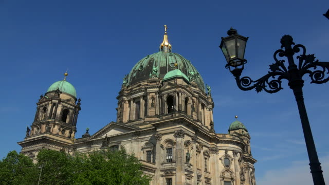 Berlin Cathedral, Berlin-Mitte, Germany
