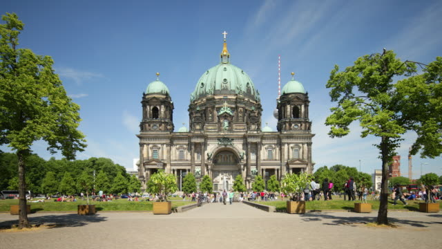 Berlin Cathedral in Summer