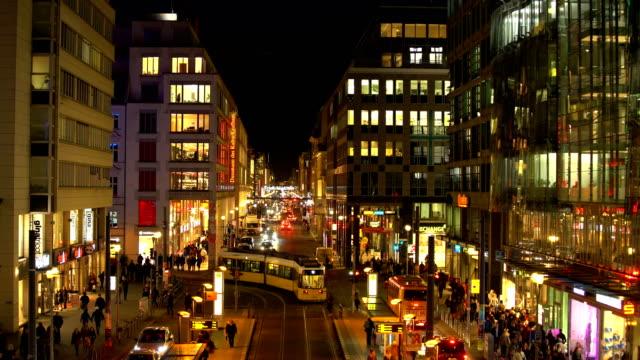 Berlin City, Zeitraffer
