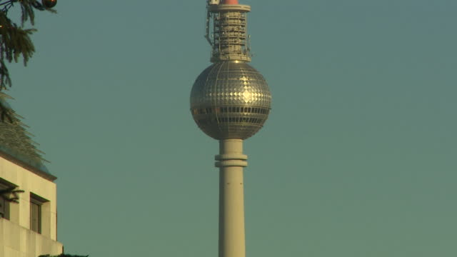 Berlin Fernsehturm television tower