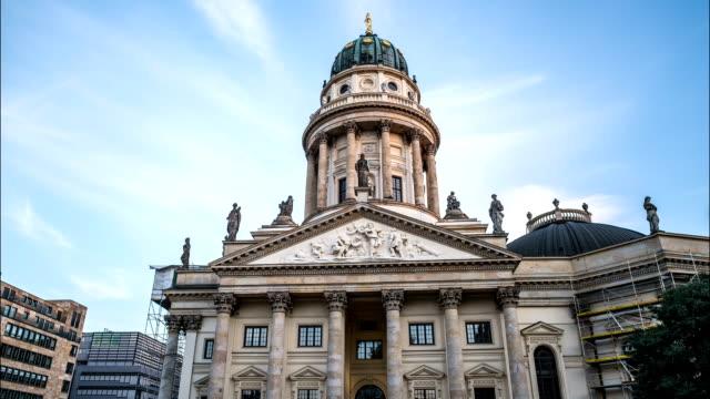 Berlin Franzoesischer Dom Hyperlapse