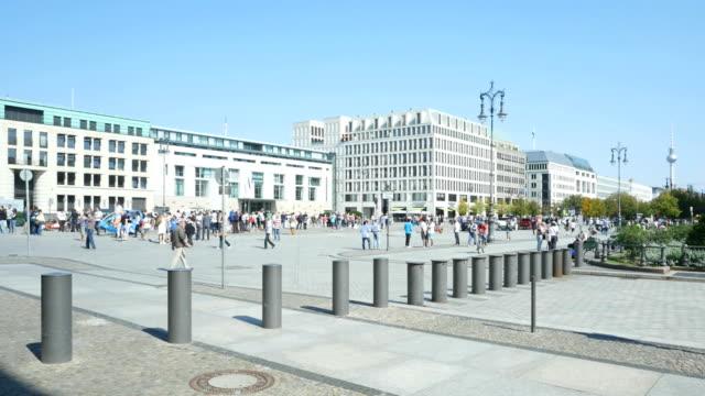 PAN Berlin Pariser Platz And TV Tower