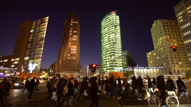 Berlin Potsdamer Platz (4K