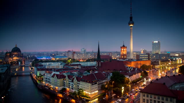 berlin - europe stock videos & royalty-free footage