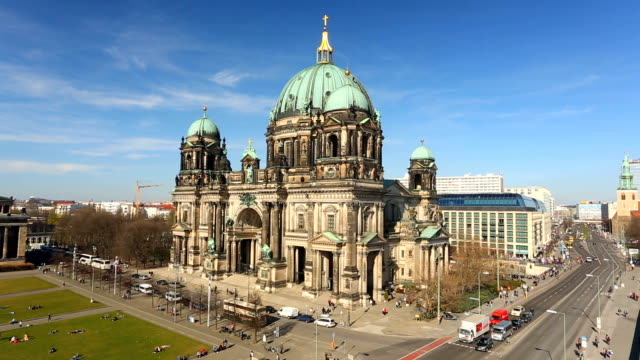 Berliner Dom, Time Lapse