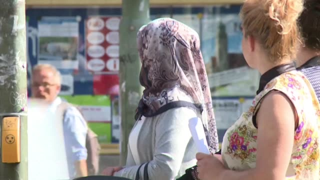 Berliners give their opinion on a potential burqa ban in Germany