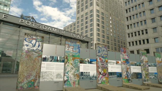 Berlin,Potsdamerplatz,,Berlin Wall,TU