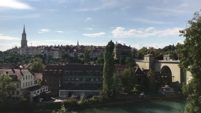 Bern City in Switzerland