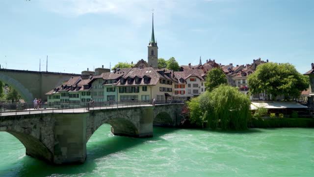 bern, schweiz - architektonische säule stock-videos und b-roll-filmmaterial