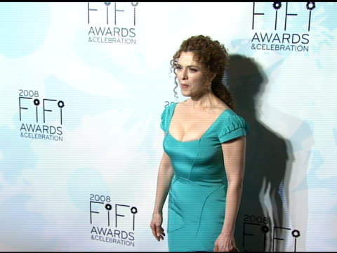 Bernadette Peters at the Fragrance Foundation Presents 36th Annual FiFi Awards and Celebration at the Park Avenue Armory in New York New York on May...