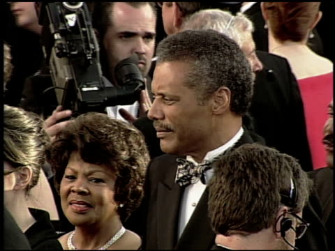 bernard parks at the 2000 academy awards at the shrine auditorium in los angeles california on march 26 2000 - 72nd annual academy awards stock videos and b-roll footage