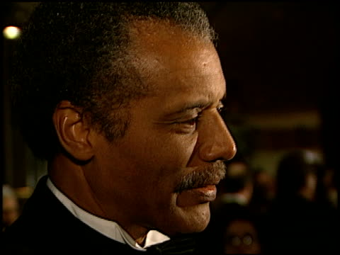 bernard parks at the carousel of hope ball at the beverly hilton in beverly hills california on october 28 2000 - carousel of hope stock videos and b-roll footage