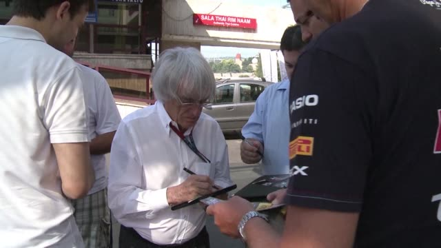 bernie ecclestone's long reign as formula one's ringmaster comes to an end as liberty media completed its multi billion dollar takeover of... - ringmaster stock videos & royalty-free footage