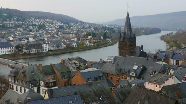 Bernkastel-Kues, Moselle River, Rhineland-Palatinate, Germany, Europe