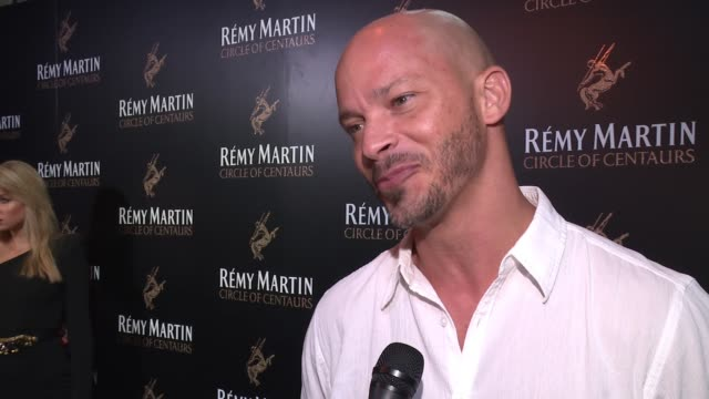 INTERVIEW Berto Colon shares the history he and Jackie Cruz have which is why he thinks highly of her talents at The House of Remy Martin and Actress...
