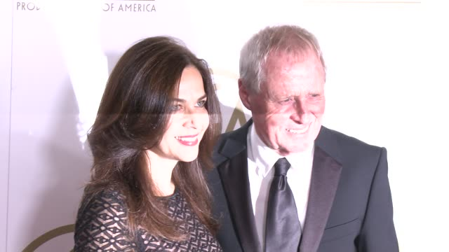 stockvideo's en b-roll-footage met bertram van munster at 25th annual producers guild awards at the beverly hilton hotel on in beverly hills california - van