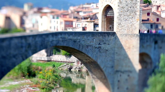 Besalú Medieval Bridge, Catalonia