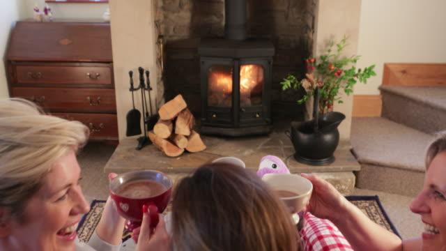 best of friends - open fire stock videos & royalty-free footage