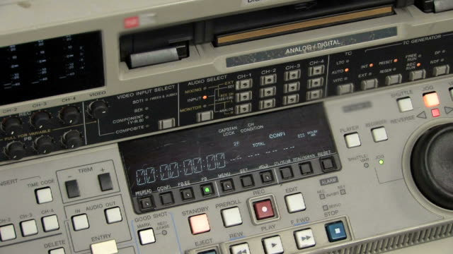 Betacam Recorder/Player